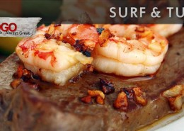 Surf and Turn Digital Menu